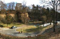 Lobezský park v Plzni
